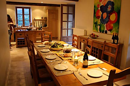 La Roche Dining Room & Kitchen